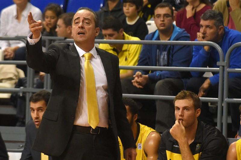 El entrenador vasco se formó en las categorías inferiores del histórico Caja Bilbao. / DA