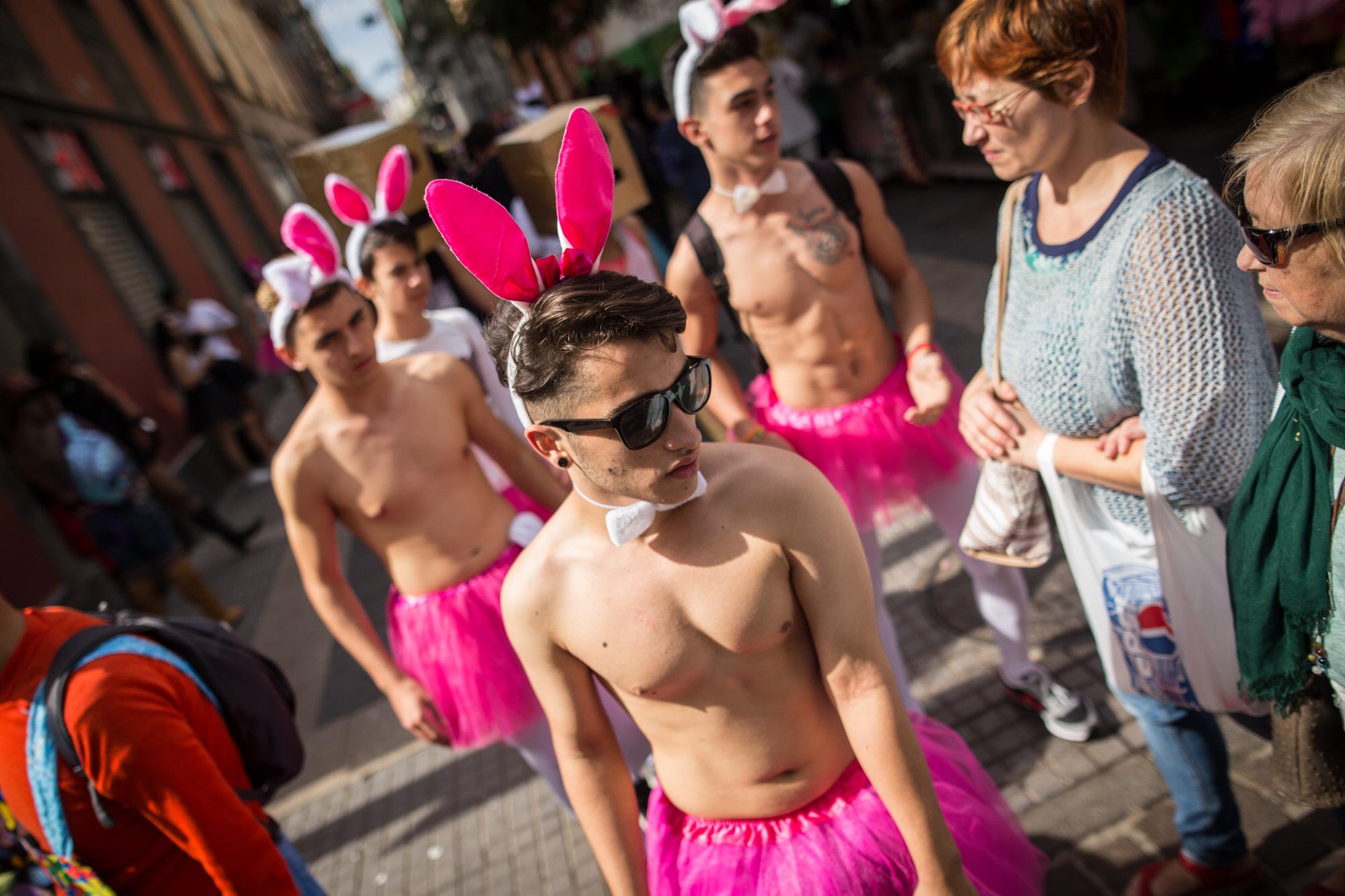 Carnaval de Día 2016./ ANDRÉS GUTIÉRREZ