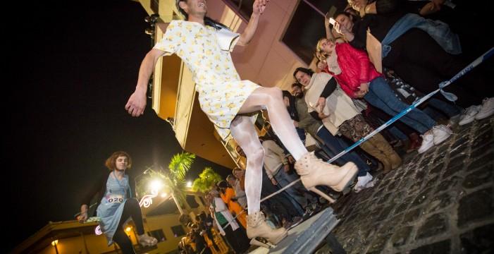 Mascarita Ponte Tacón bate récord: 443 participantes