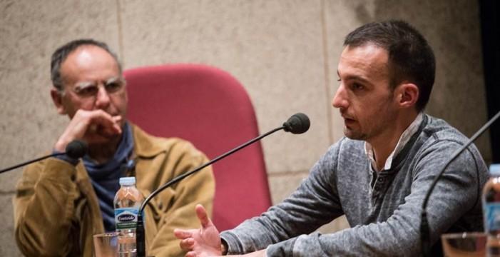 El Museo de la Ciencia y  el Cosmos recibe la visita de Alejandro Amenábar