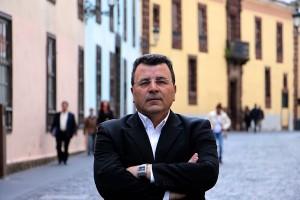 Antonio de la Guardia, coordinador de la gestora de UPyD en Canarias. / DA