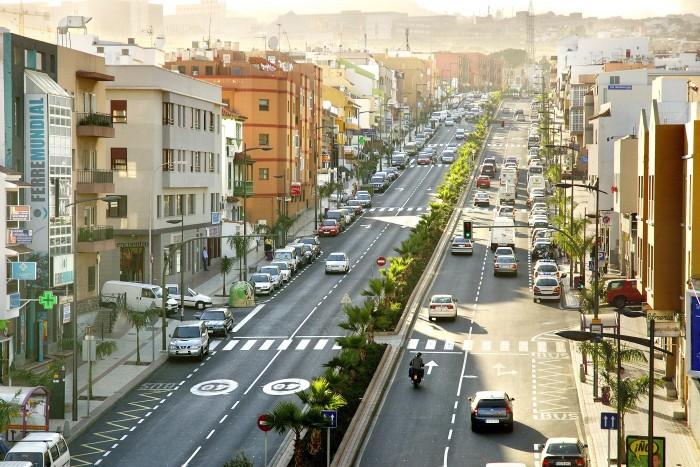 La población de La Cuesta ha crecido en más de 5.000 habitantes. / DA