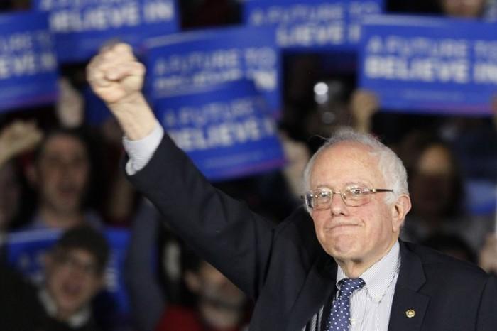 Bernie Sanders. | REUTERS