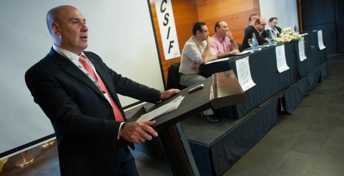 La representación del sindicato CSI.F-Tenerife se dispara un 57% en tres años