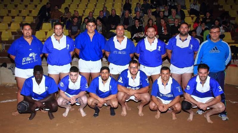 Club de Lucha Concepción de Valverde