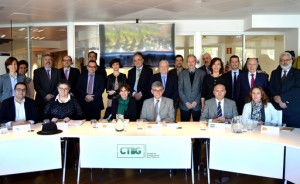 Reunión de los representantes de los órganos de control de la transparencia. / DA