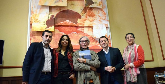 Pepe Dámaso será el autor del cartel del Carnaval 2017 de Santa Cruz