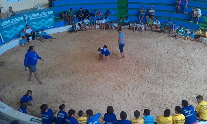 Escuelas Lucha Canaria Fuerteventura 2