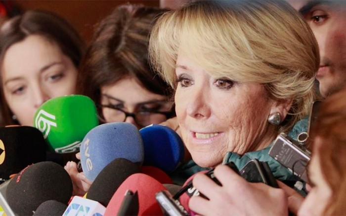 Esperanza Aguirre PP
