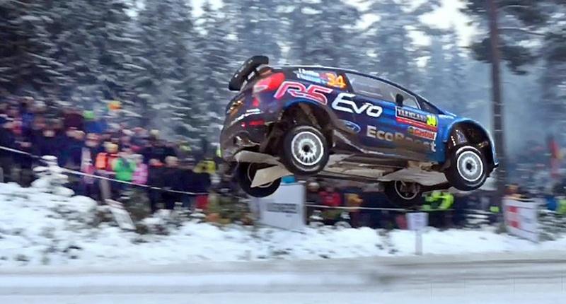 Eyvind Brynildsen Ford Fiesta R5