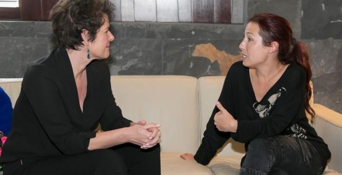 Canarias ofrece a Acnur acoger un grupo de menores refugiados sirios