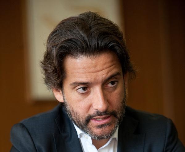 Gustavo Matos, diputado del PSOE en el Parlamento canario. / FRAN PALLERO