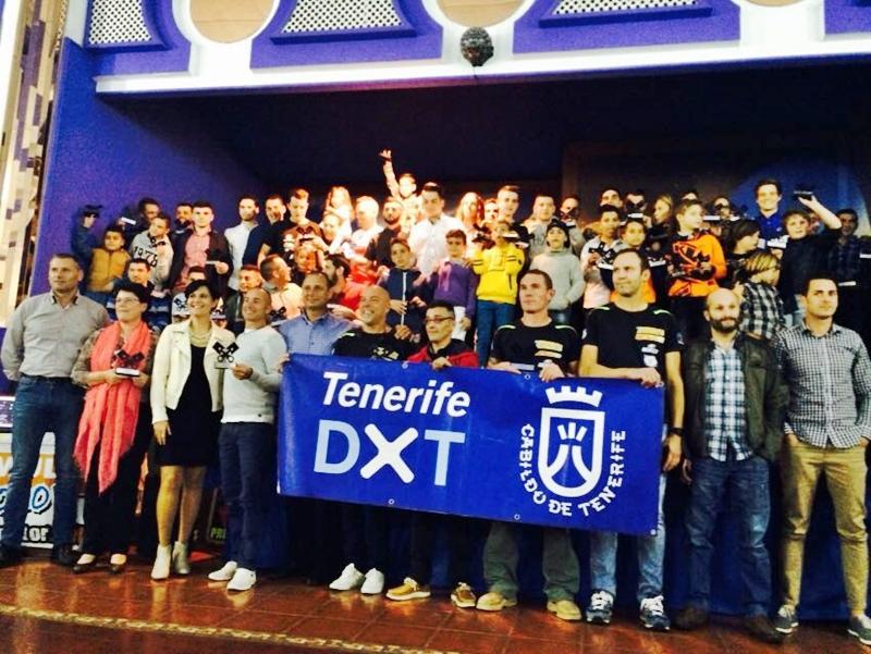 Gala Motociclismo de Tenerife en Tegueste