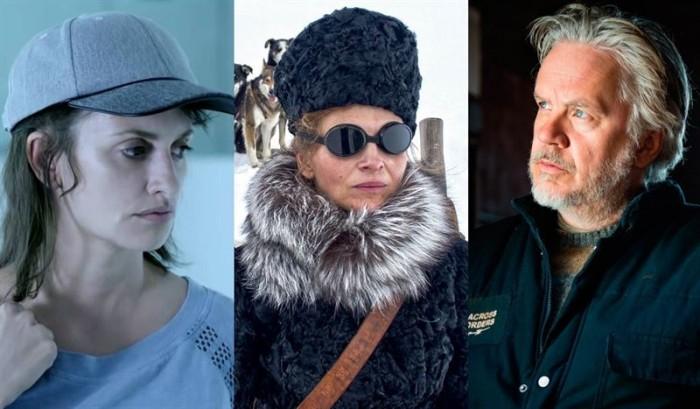 Penélope Cruz, Juliette Binoche y Tim Robins. | EP