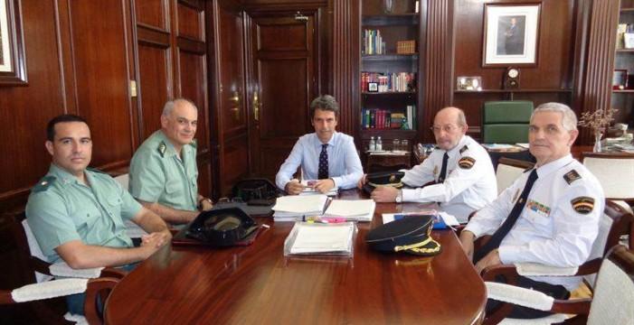 Acuerdo para la reforma de los protocolos de atención a pateras
