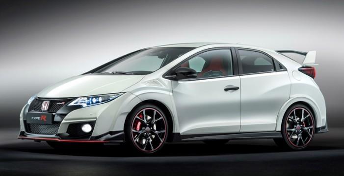 El Honda Civic Type R, uno de los finalistas al World Performance Car of the Year 2016