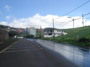Jardina, una de la zonas del municipio con menos población. / DA
