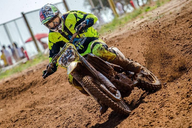 Jonay Rodriguez motocros Suzuki Import