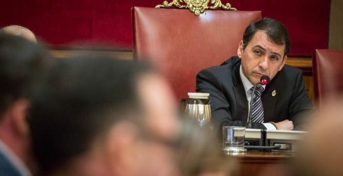 El alcalde pide al Gobierno dinero para el Balneario y Viera y Clavijo