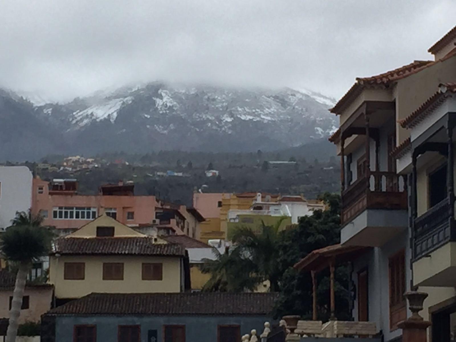 Vistas de La Orotava. / Ángeles Acosta