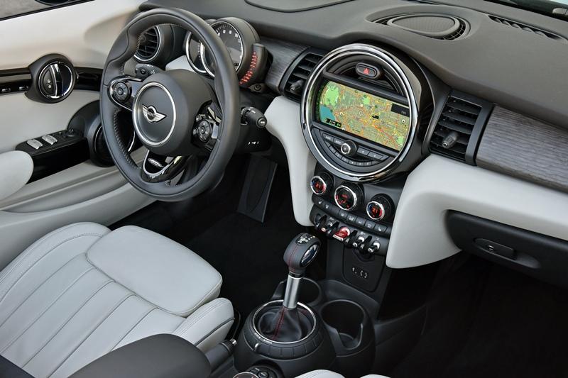MINI Cooper S Cabrio (6)