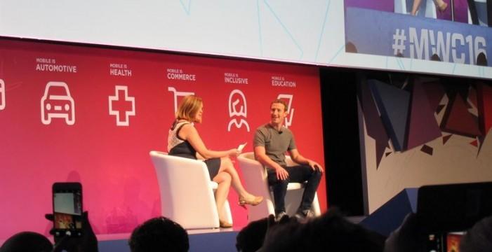 Zuckerberg critica la carrera por el 5G con medio mundo sin Internet
