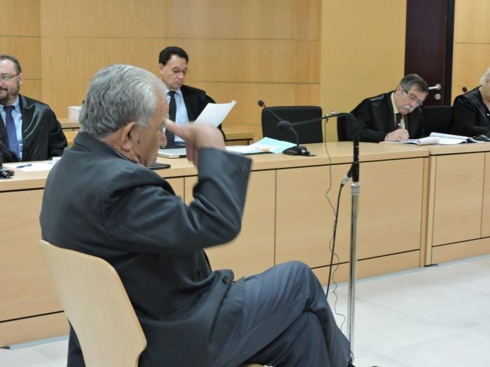 Marcos Brito Melo no hiló muy bien su declaración / NORCHI
