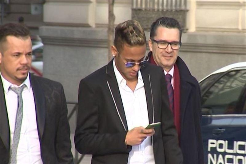 El caso Neymar sigue agotando capítulos /EP