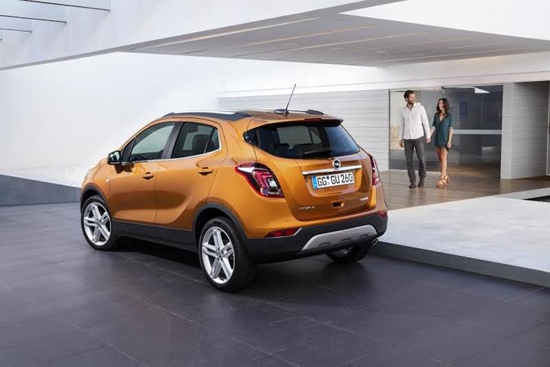 Nuevo Opel Mokka X