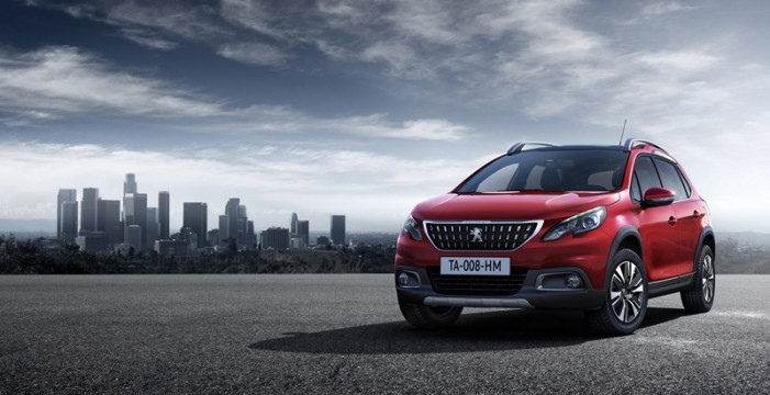 Peugeot presenta tres primicias mundiales en el Salón del Automóvil de Ginebra