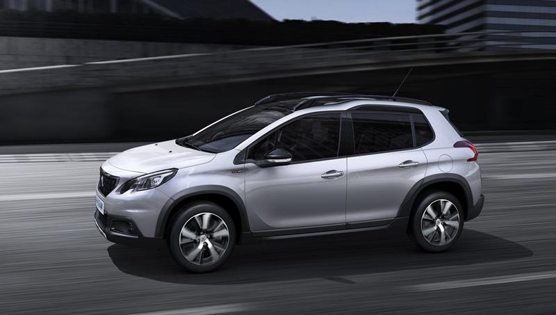 El nuevo SUV Peugeot 2008 llama la atención por su fuerte personalidad. | DA
