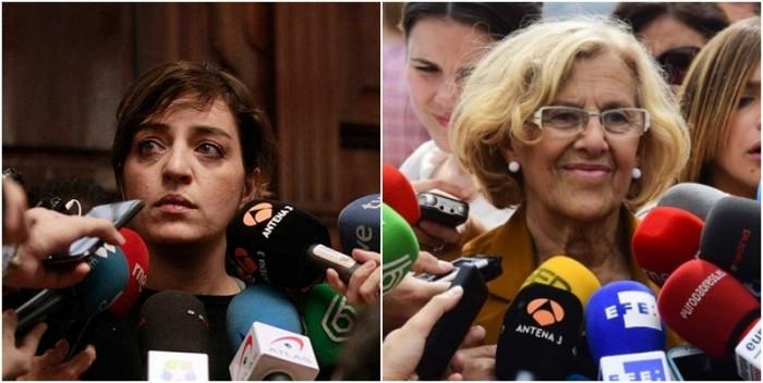 Carmena y Mayer no serán imputados por el caso de los titiriteros. / DA