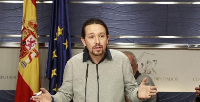 """Pablo Iglesias, sobre Otegi: """"Como demócrata, no me alegra que alguien por hacer un partido político esté en la cárcel"""""""
