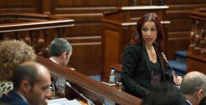 Patricia Hernández convoca una reunión para preparar la cumbre social que pide NC