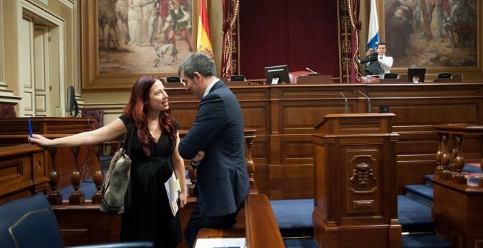 """Clavijo responde con """"tibieza"""" al PP sobre la """"unidad"""" de España"""