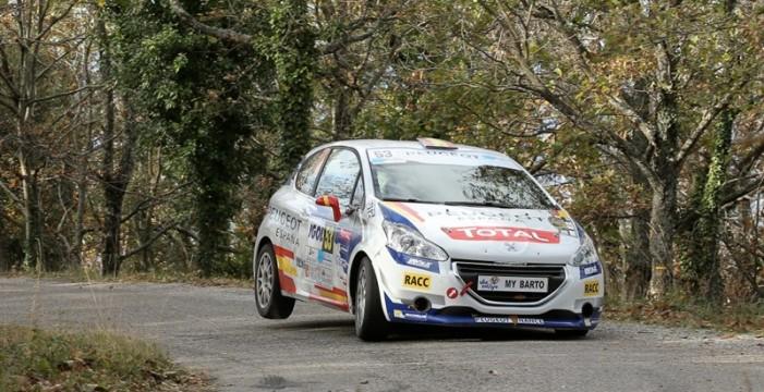 Nueva apuesta de Automotor Canarias por los Rallys