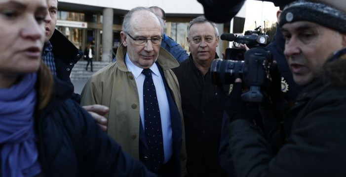El juez no dicta nuevas medidas contra Rato tras comparecer siete horas por su patrimonio