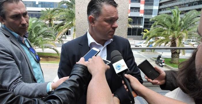 La Televisión Canaria se persona como perjudicada en el caso de García