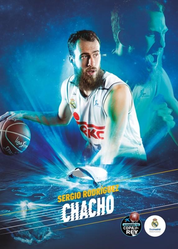 El tinerfeño es una de las imágenes de la Copa del Rey| ACB MEDIA