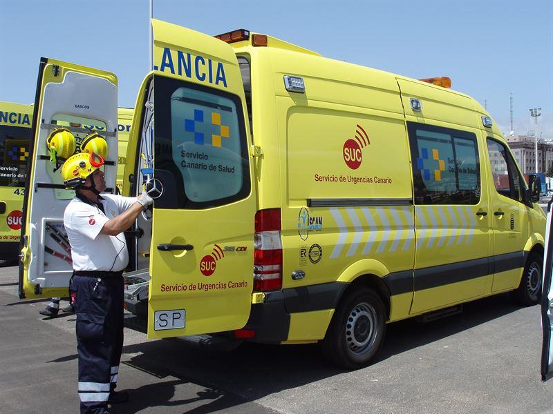 Servicio de Urgencias Canario SUC