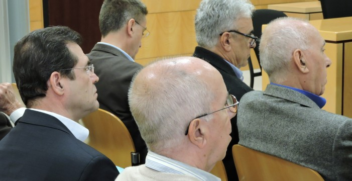 "Los testimonios tratan de cercar a Félix Sierra como ""extorsionador"""