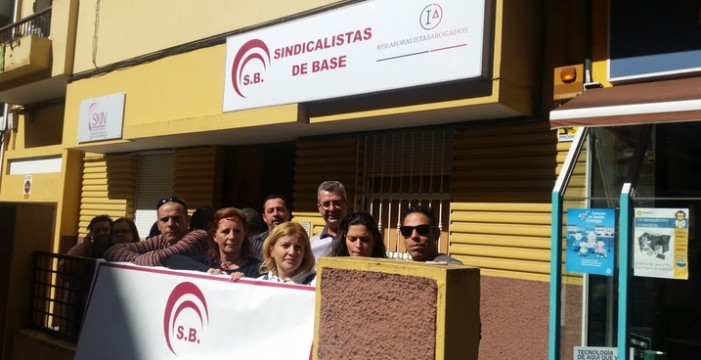 Sindicalistas de Base suma 800 delegados en menos  de tres meses de actividad