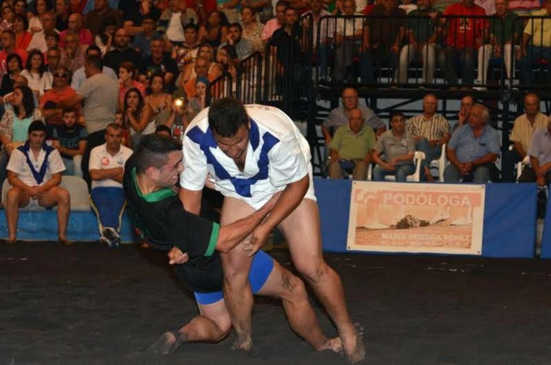 Tedote Candelaria de Mirca Lucha La Palma