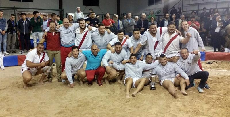 Tijarafe Candelaria campeon Copa Cabildo Segunda Categoria
