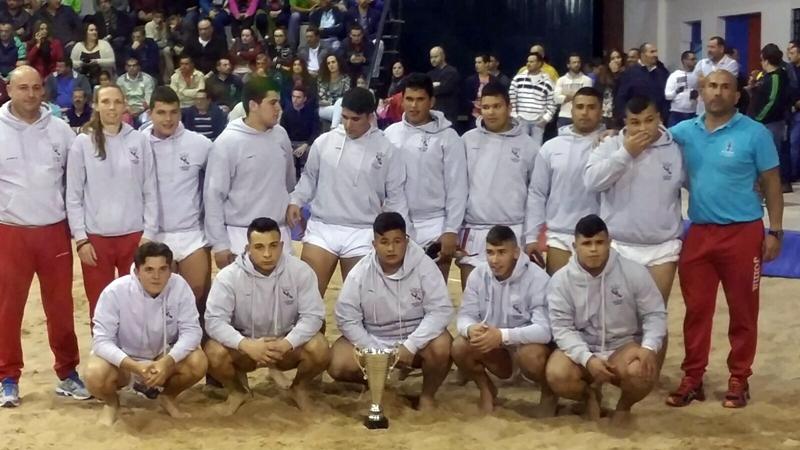 Tijarafe Candelaria campeon Copa Cabildo juvenil