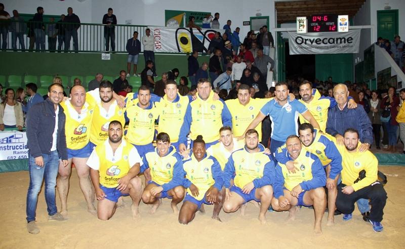 Unión Sur Yaiza campeon Liga Cabildo de Lanzarote