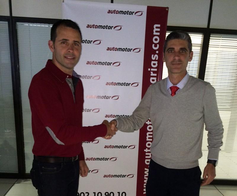 Victor Delgado y Automotor Canarias