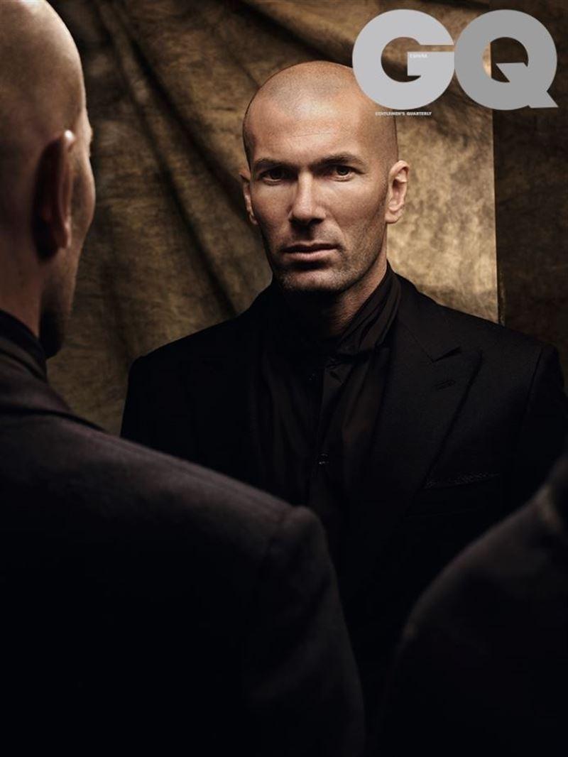 El entrenador del Real Madrid se confiesa a la revista GQ/ ep