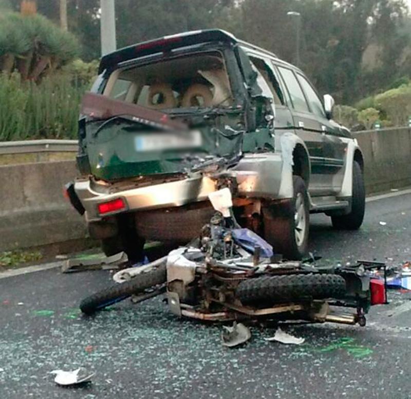 accidente tf-5