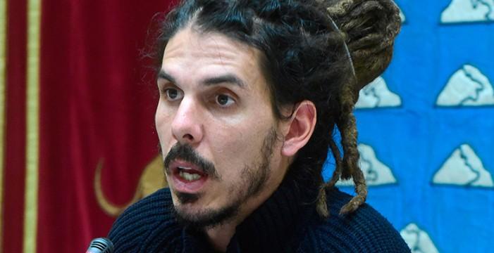 """Podemos """"abrirá a la sociedad"""" la reforma del Estatuto de Autonomía"""